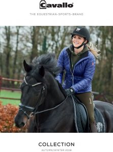 Cavallo - Sportswear Herbst/Winter 2018