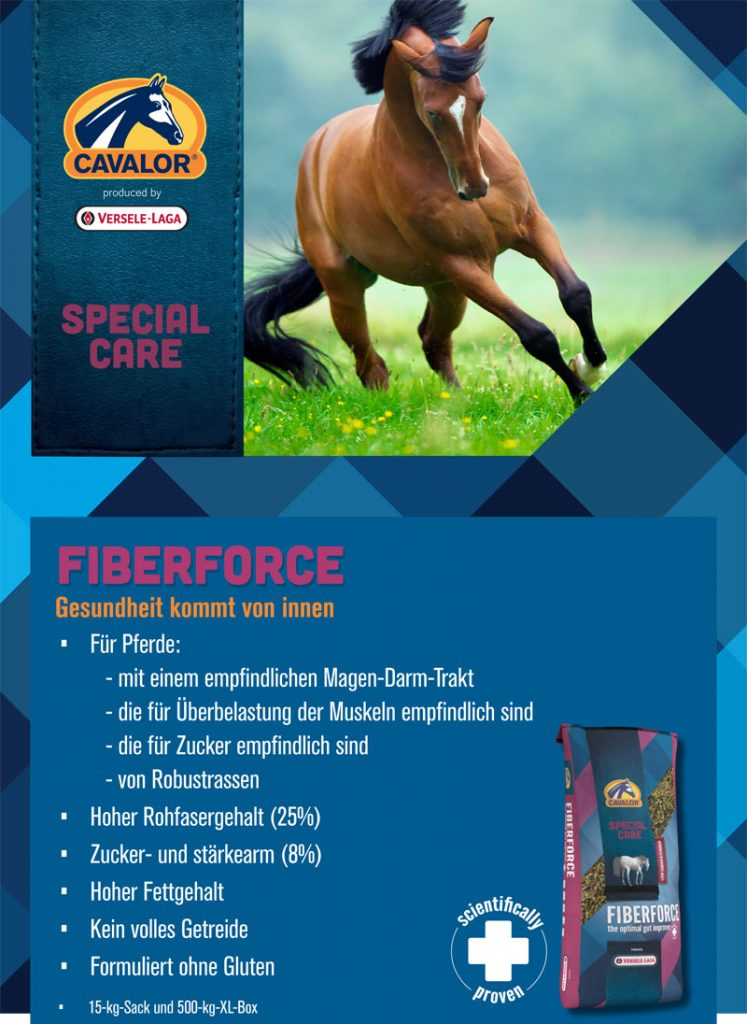 cavalor fiberforce
