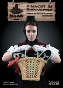 Haas Manufaktur Katalog 2018/2019