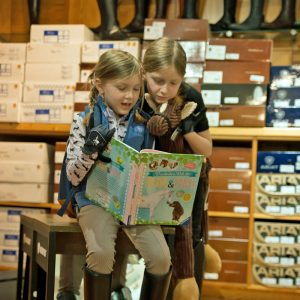 Kindersecondhand bei Reitsport Live