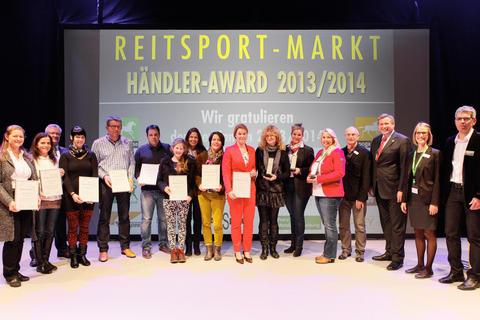 Reitsport Live, Händler Award 2013