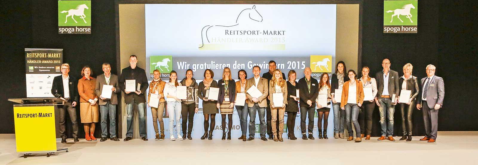Reitsport Live, Händler Award 2014