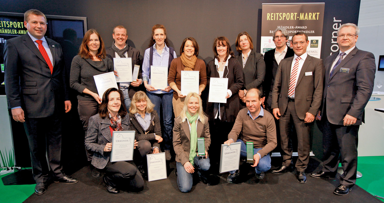 Reitsport Live, Händler Award 2011