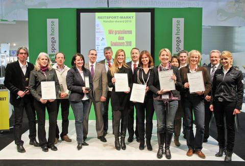 Reitsport Live, Händler Award 2010