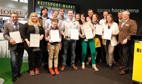 Reitsport Live, Händler Award 2012