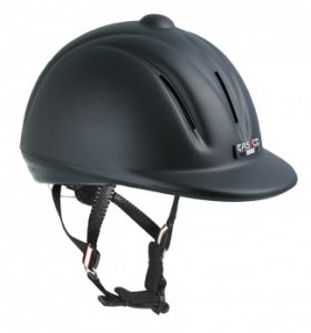 Casco Youngster - Schwarz